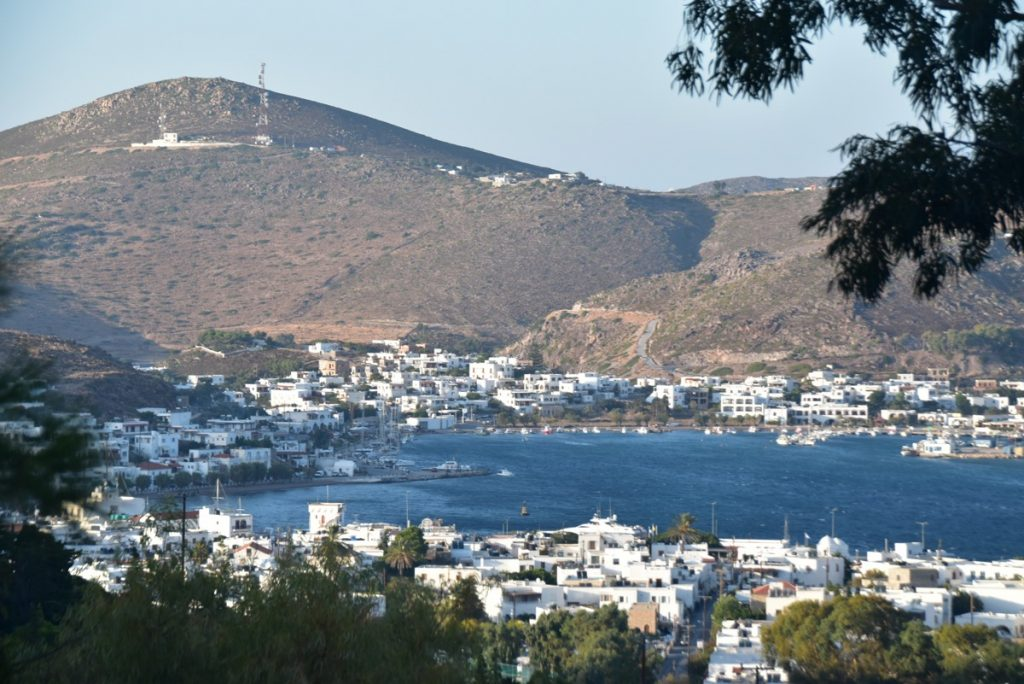 Patmos Greece Tour 2019 with John DeLancey