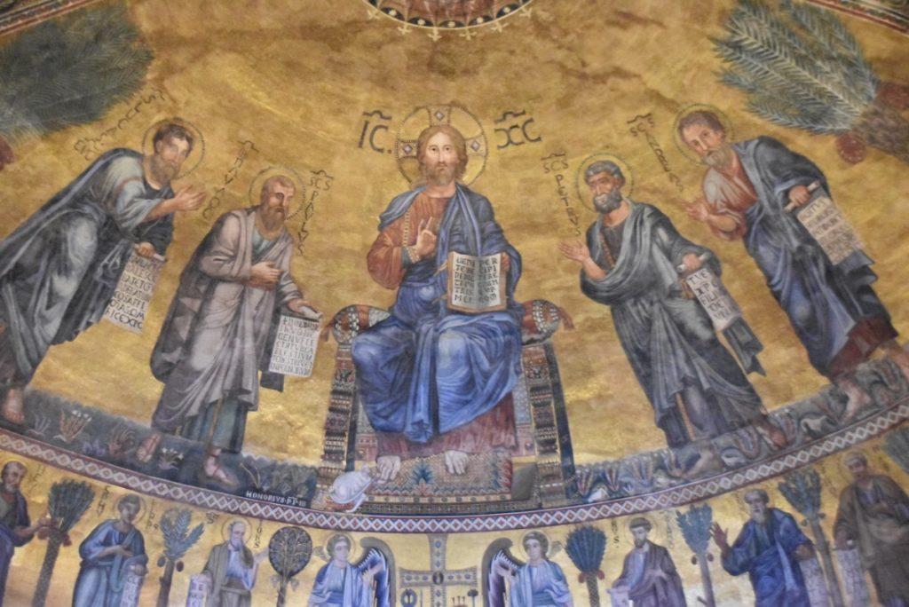 St. Paul's Church Rome Greece Tour 2019 with John DeLancey