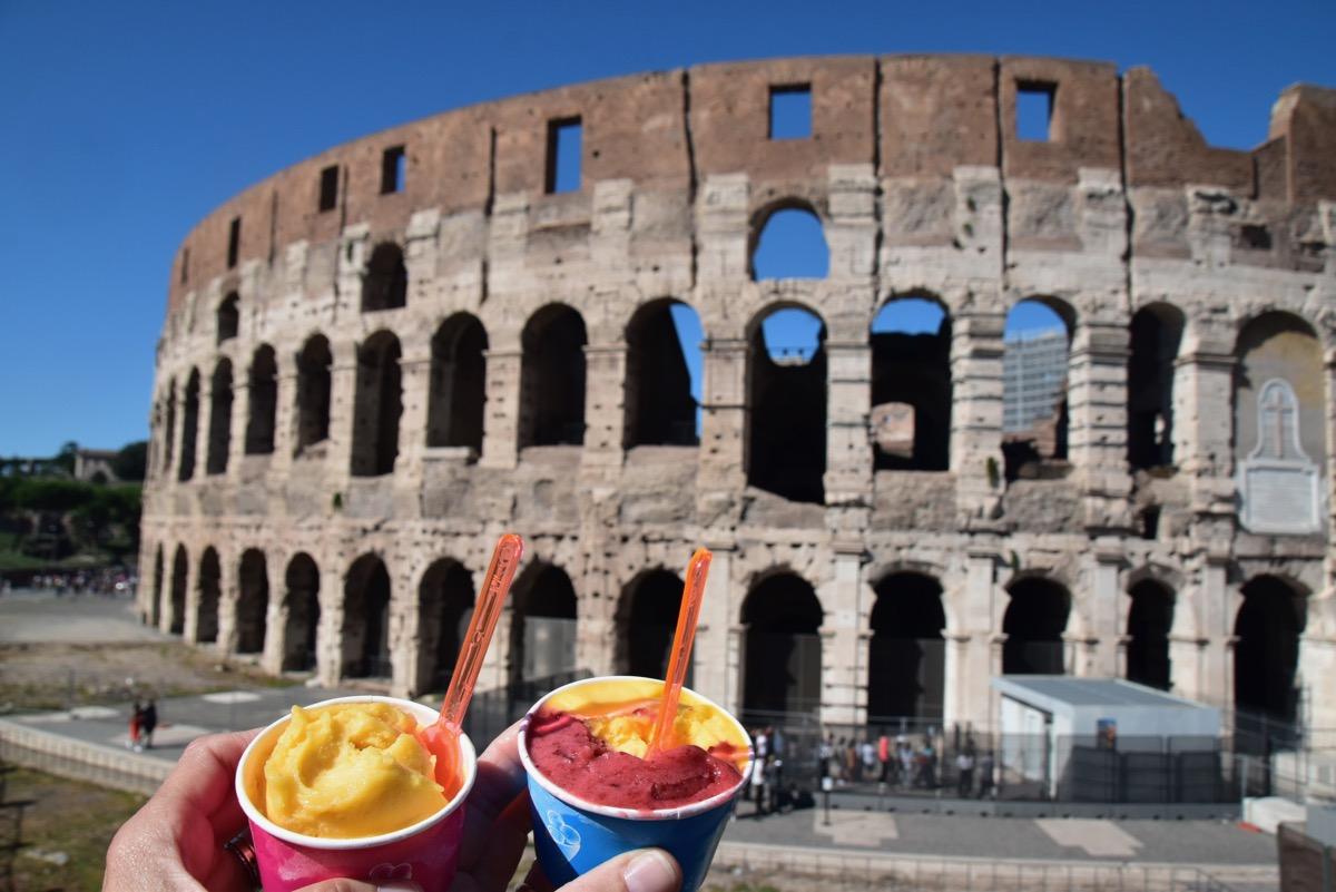Gelato Colosseum