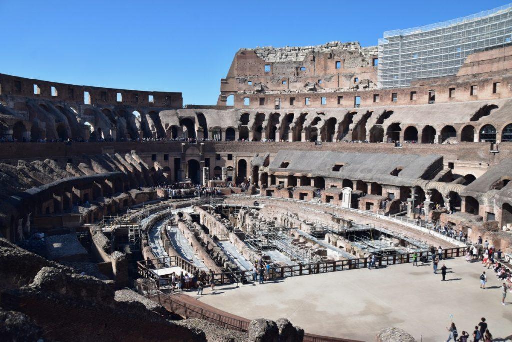 Colosseum Rome Greece Tour 2019 with John DeLancey