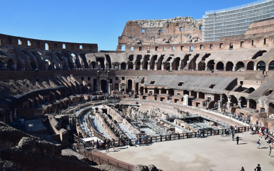 October 2019 Greece Tour (with Rome/Pompeii) – Day 12 Summary