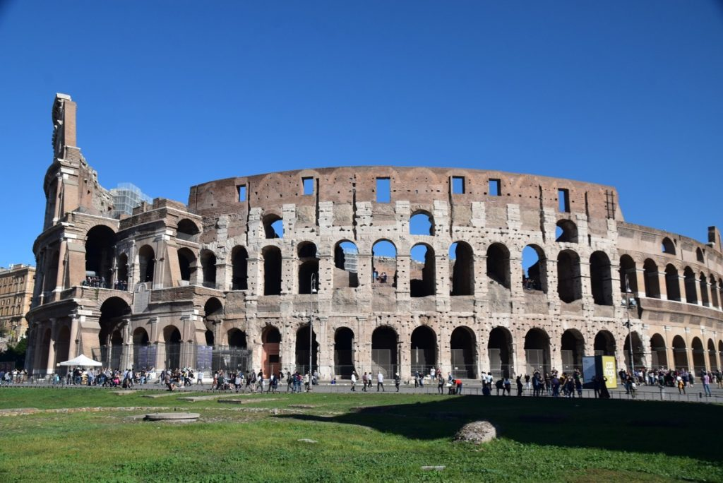 Colosseum Rome Greece Tour 2019 with John DeLancey