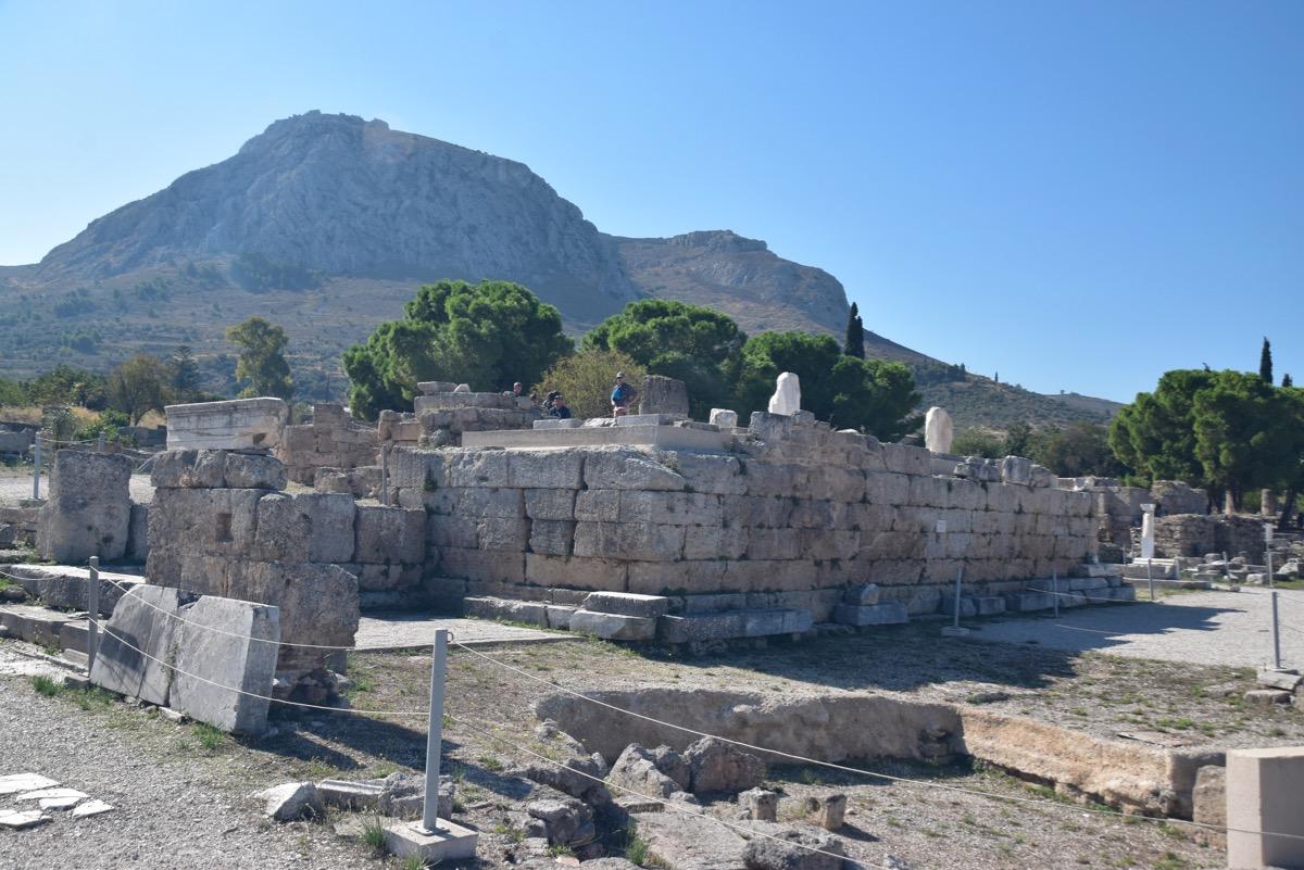 Corinth Bema