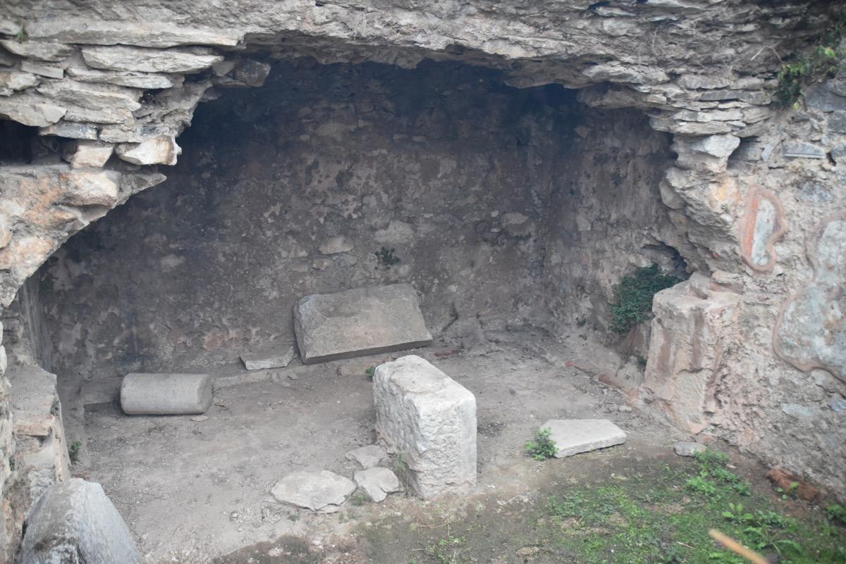Paul and Silas prison, Philippi