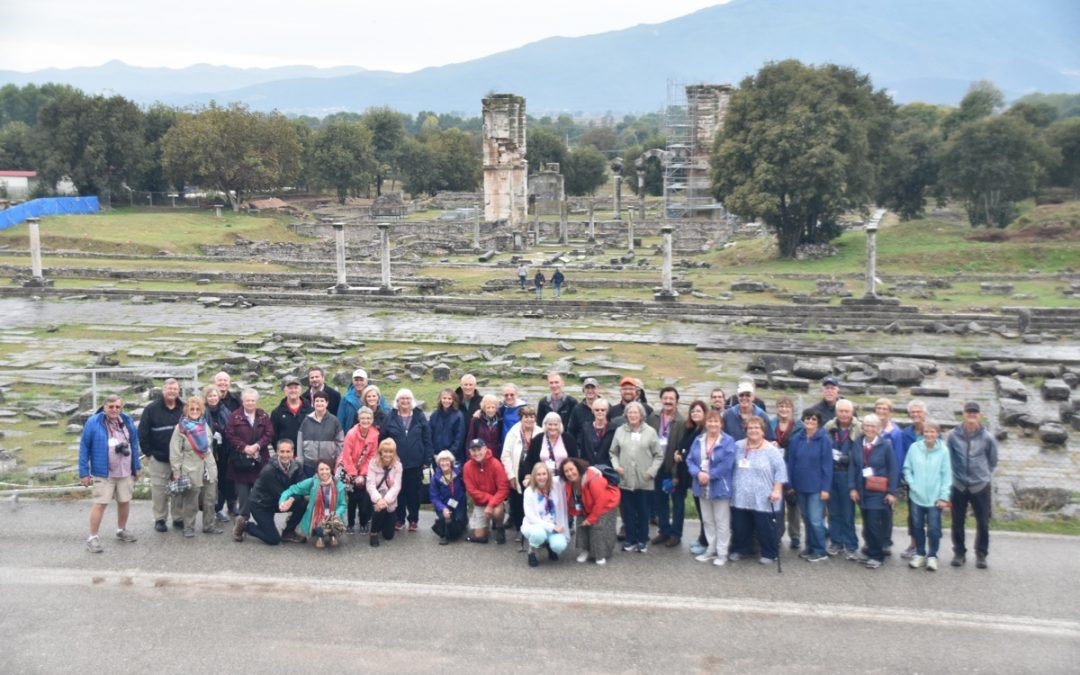 October 2019 Greece Tour (with Rome/Pompeii) – Day 3 Summary