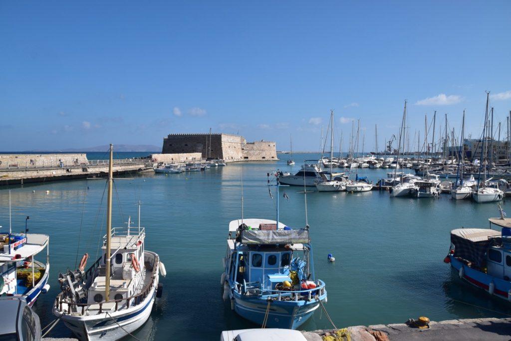 Island of Crete Greece Tour 2019 with John DeLancey