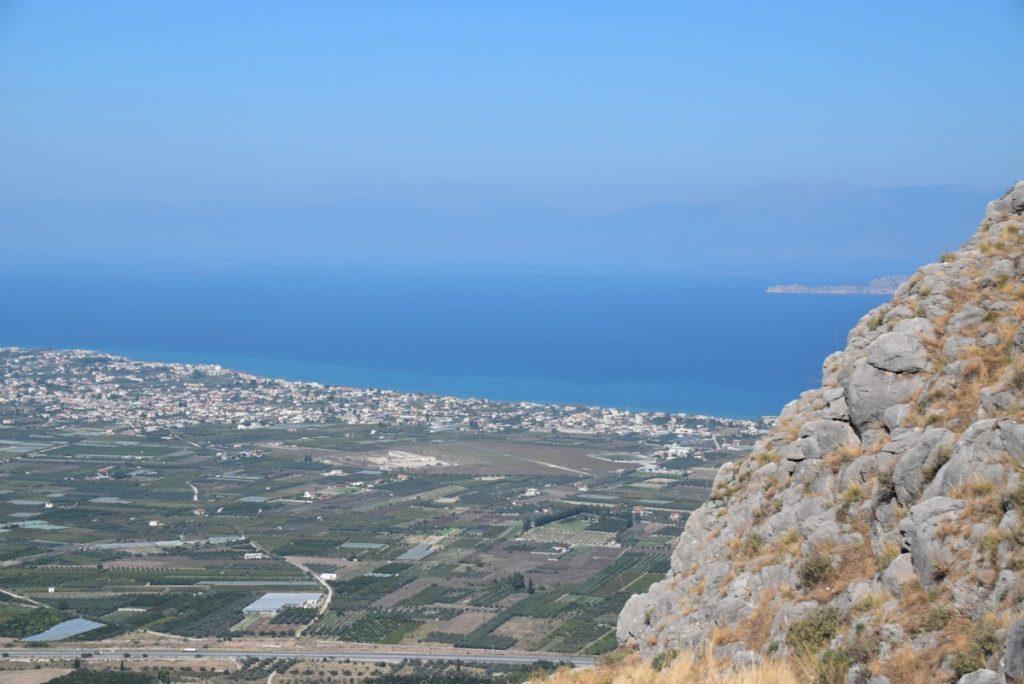 Acro Corinth Greece Tour 2019 with John DeLancey and BIMT
