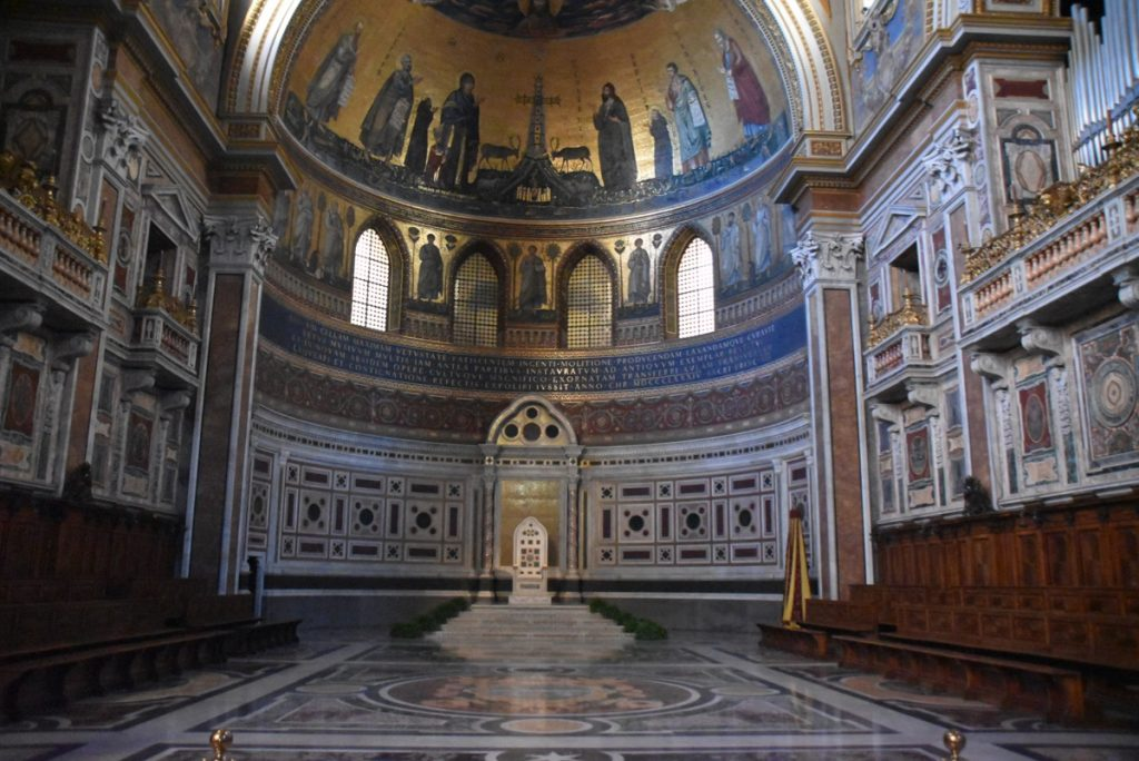 St. John's Lateran Rome Greece Tour 2019 with John DeLancey