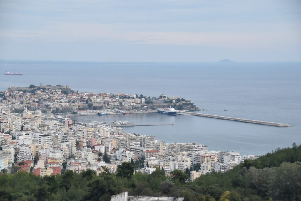 Kavala-Neopolis Oct 2019 Greece Tour with John DeLancey BIMT