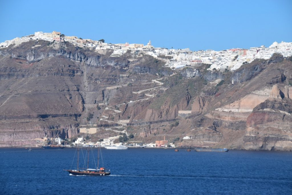 Santorini Greece Tour 2019 with John DeLancey
