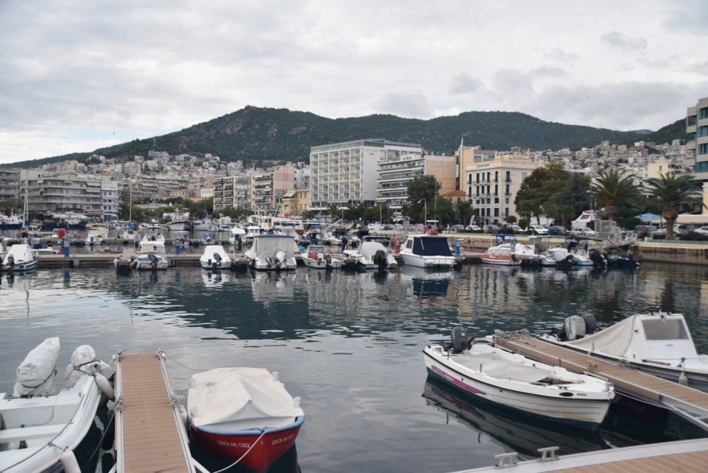 Kavala-Neopolis Oct 2019 Greece Tour with John DeLancey BIMT