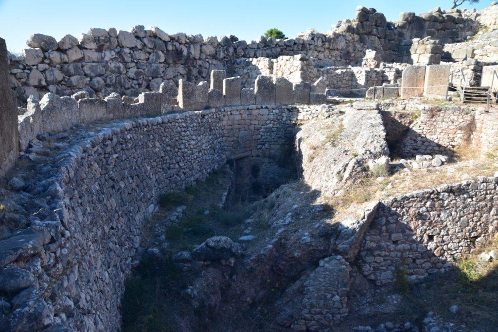 Mycenae Greece Tour 2019 with John DeLancey and BIMT