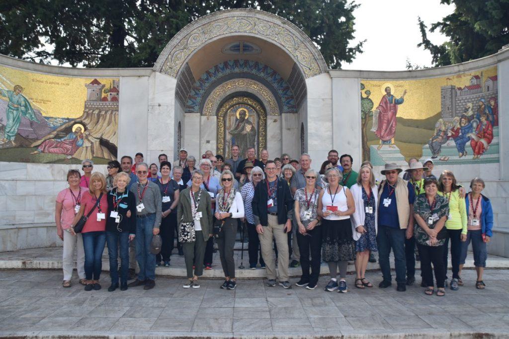 Berea Oct 2019 Greece Tour with John DeLancey