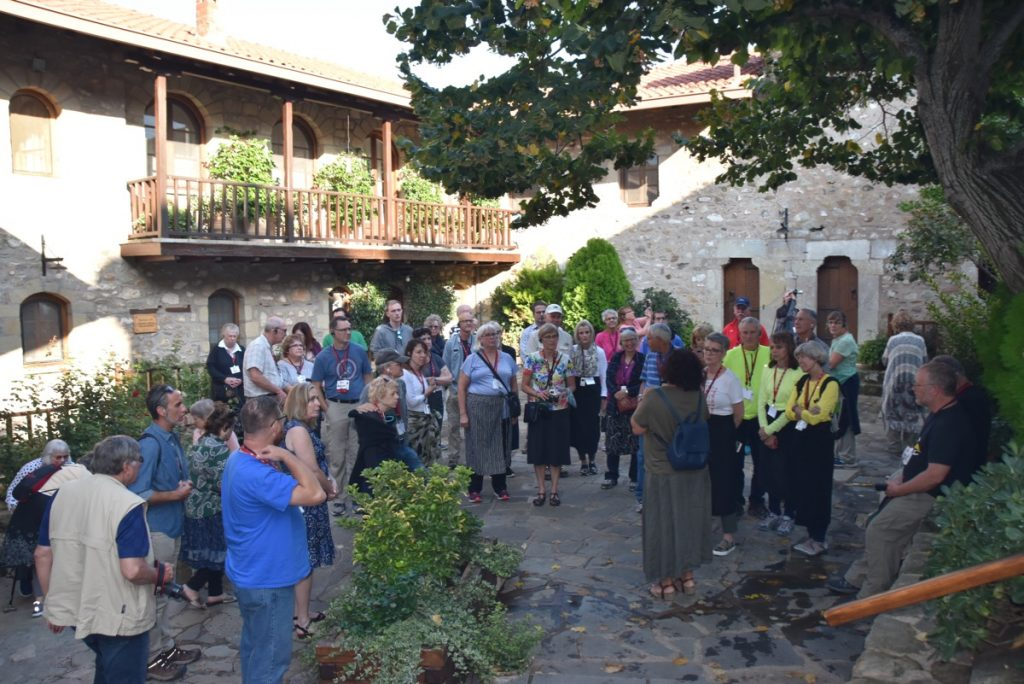 Meteora Oct 2019 Greece Tour with John DeLancey