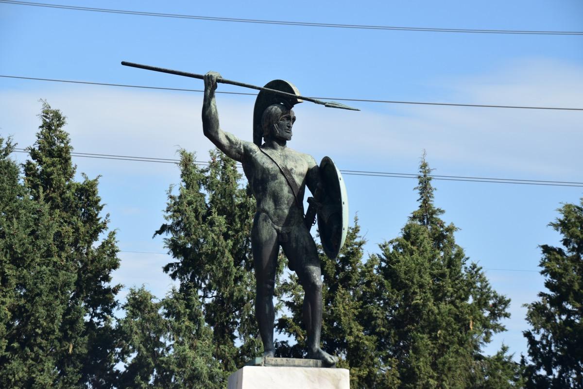 Leonardis, Thermopylae
