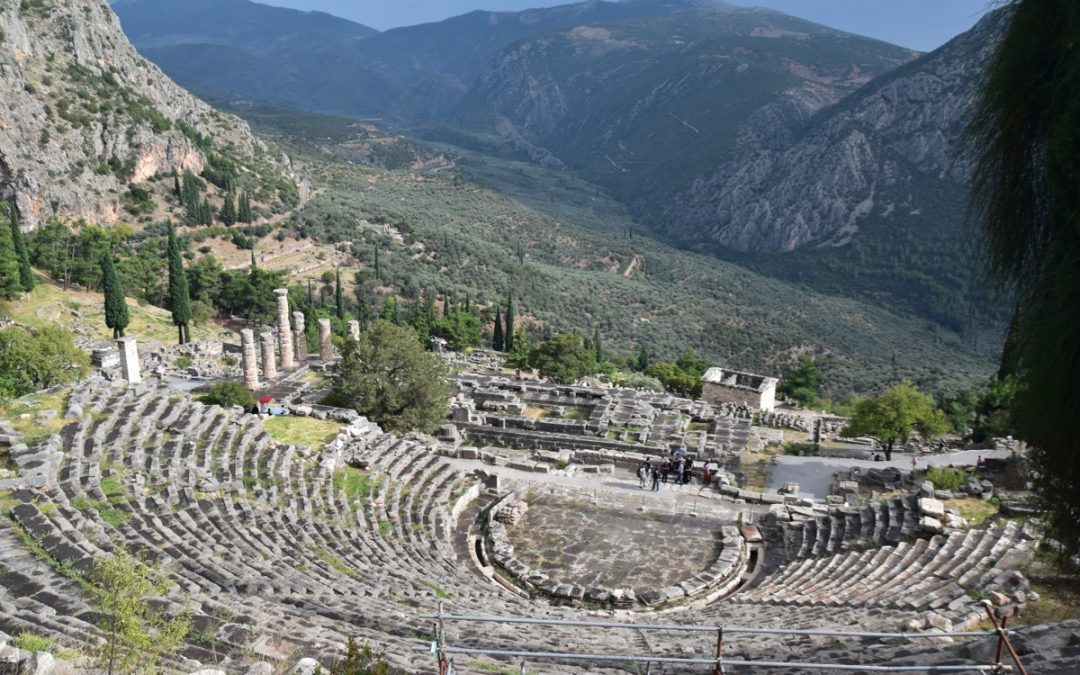 October 2019 Greece Tour (with Rome/Pompeii) – Day 5 Summary