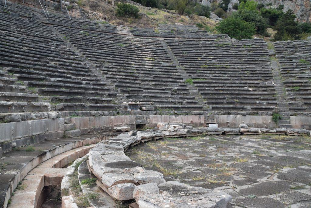 Delphi Greece Tour 2019 with John DeLancey