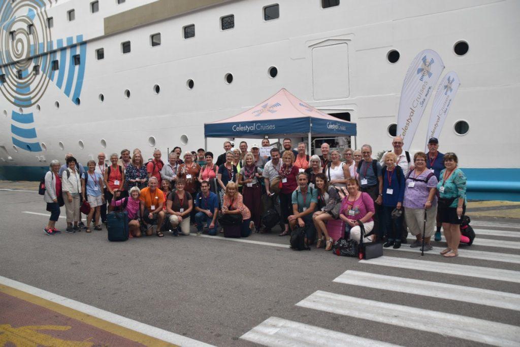 Greek Cruise Athens DeLancey Greece Tour 2019