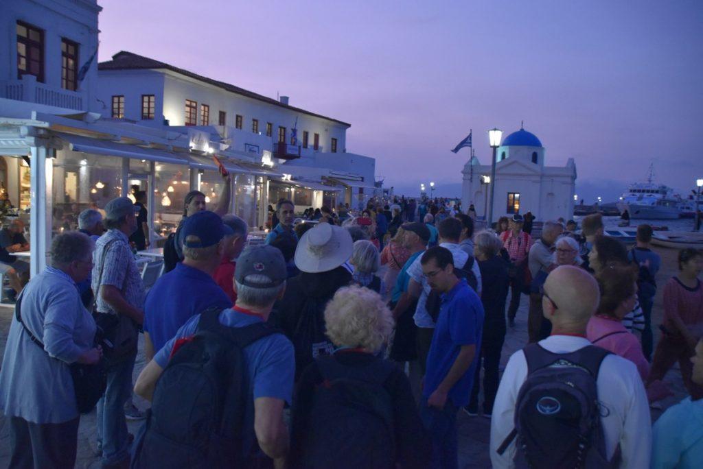 Mykonos Athens DeLancey Greece Tour 2019