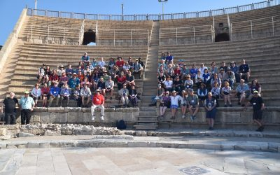 November 2019 Israel Tour Summary – Day 3