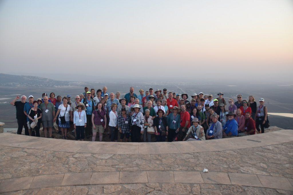 Nazareth Precipice Biblical Israel Tours with John DeLancey