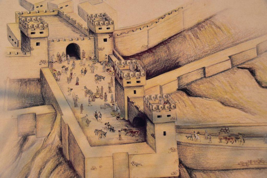 Lachish Nov 2019 Israel Tour with John DeLancey