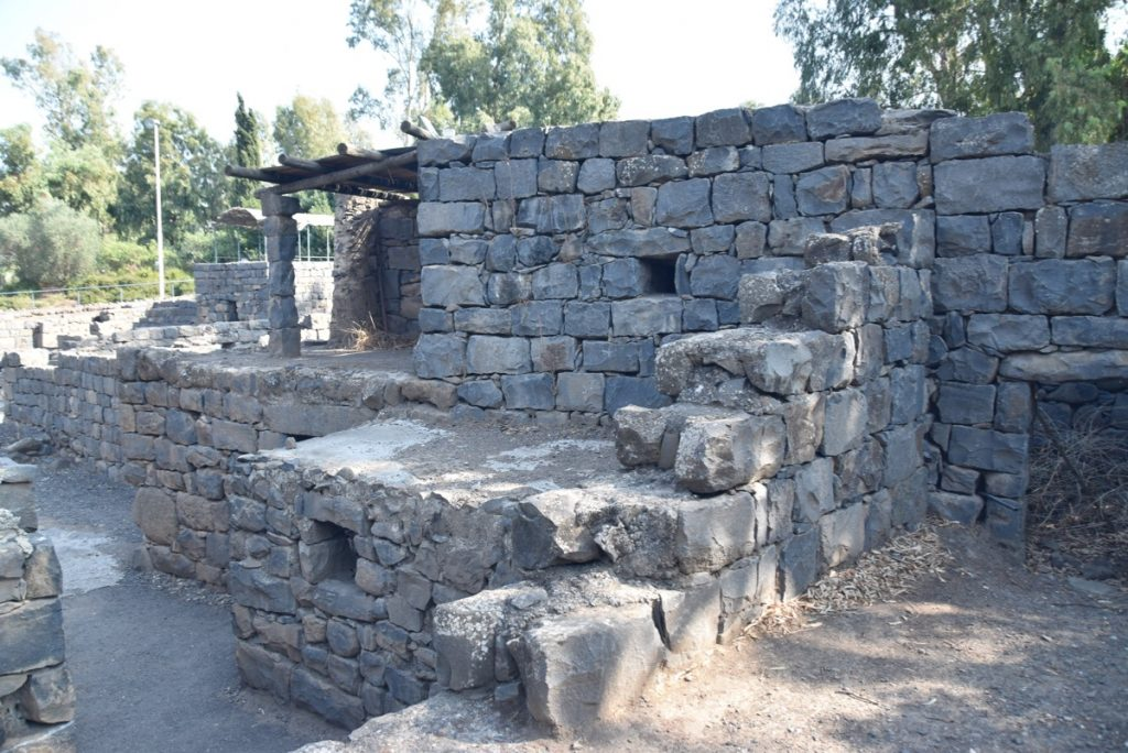 Katzrin Biblical Israel Tour Nov 2019 with John DeLancey