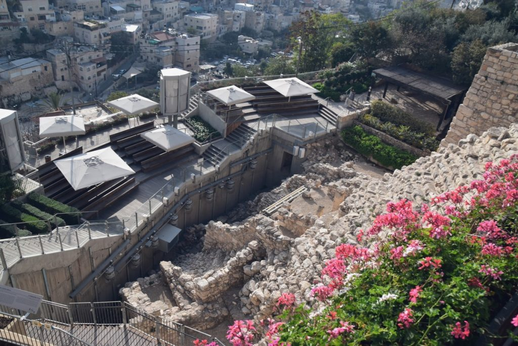 City of David Nov 2019 Israel Tour with John Delancey BIMT