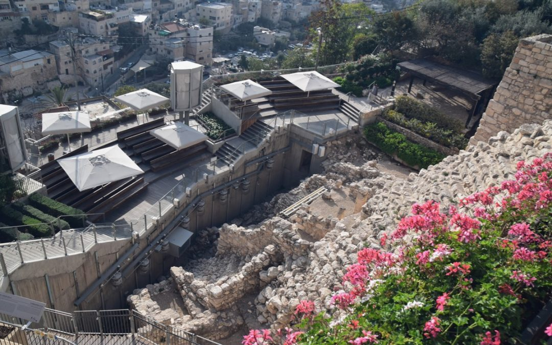 Devotions from Israel – Zephaniah 3