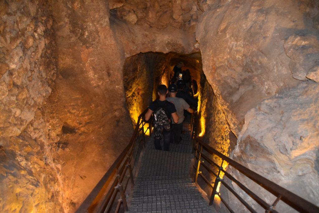 City of David Nov 2019 Israel Tour with John Delancey BIMT