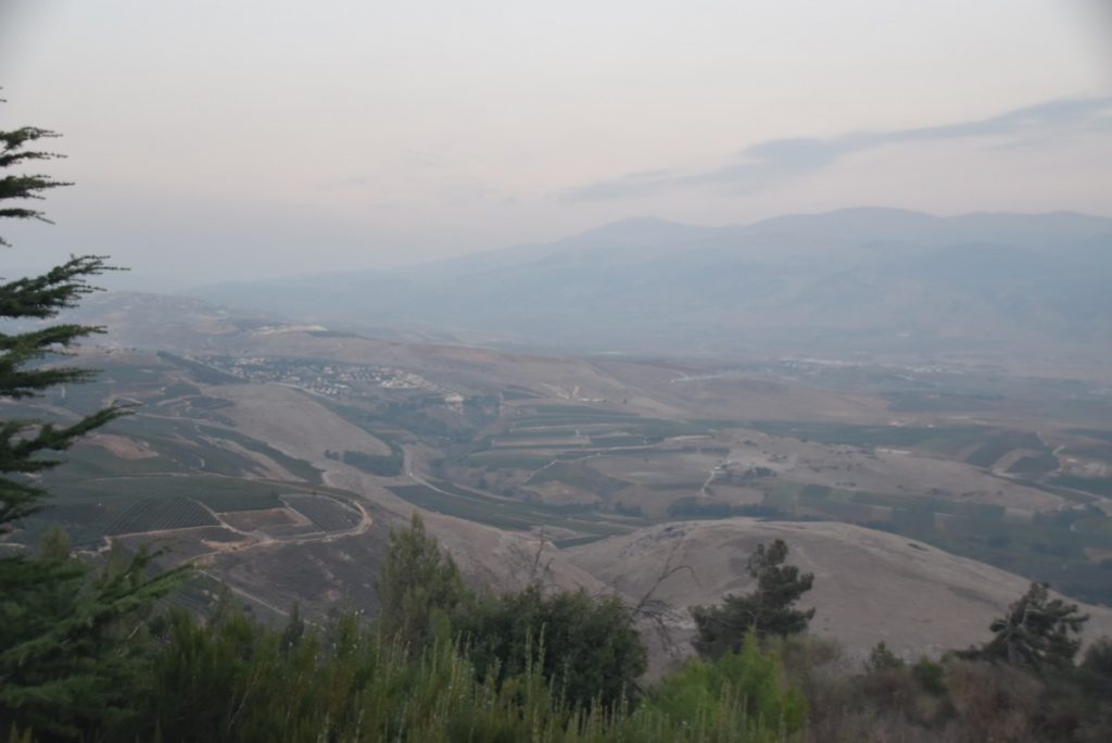Tel Dan Biblical Israel Tour Nov 2019 with John DeLancey