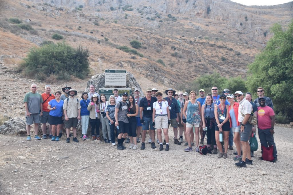 Mt. Arbel Biblical Israel Tours with John DeLancey