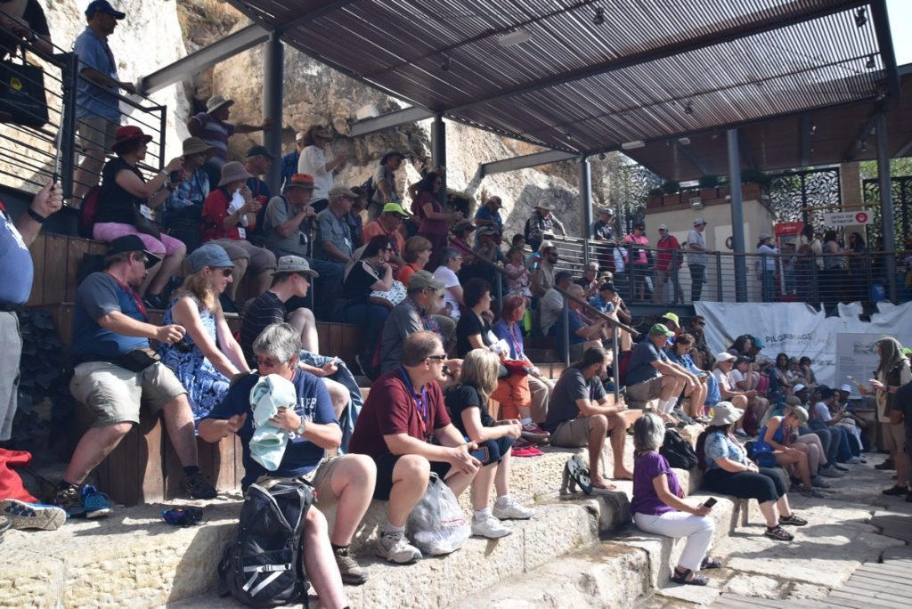 City of David with John DeLancey Nov 2019 Israel Tour