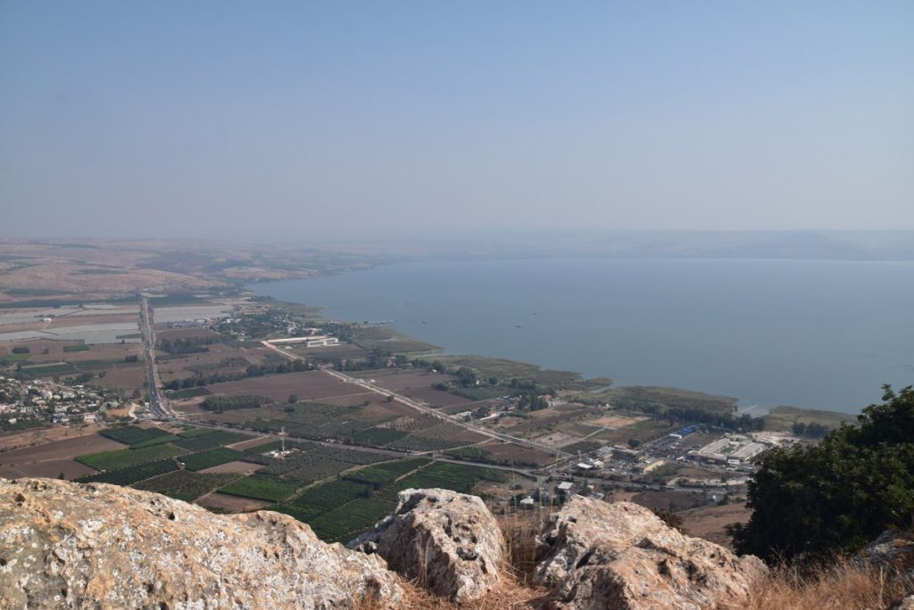 Arbel November 2019 Biblical Israel Tour with John DeLancey
