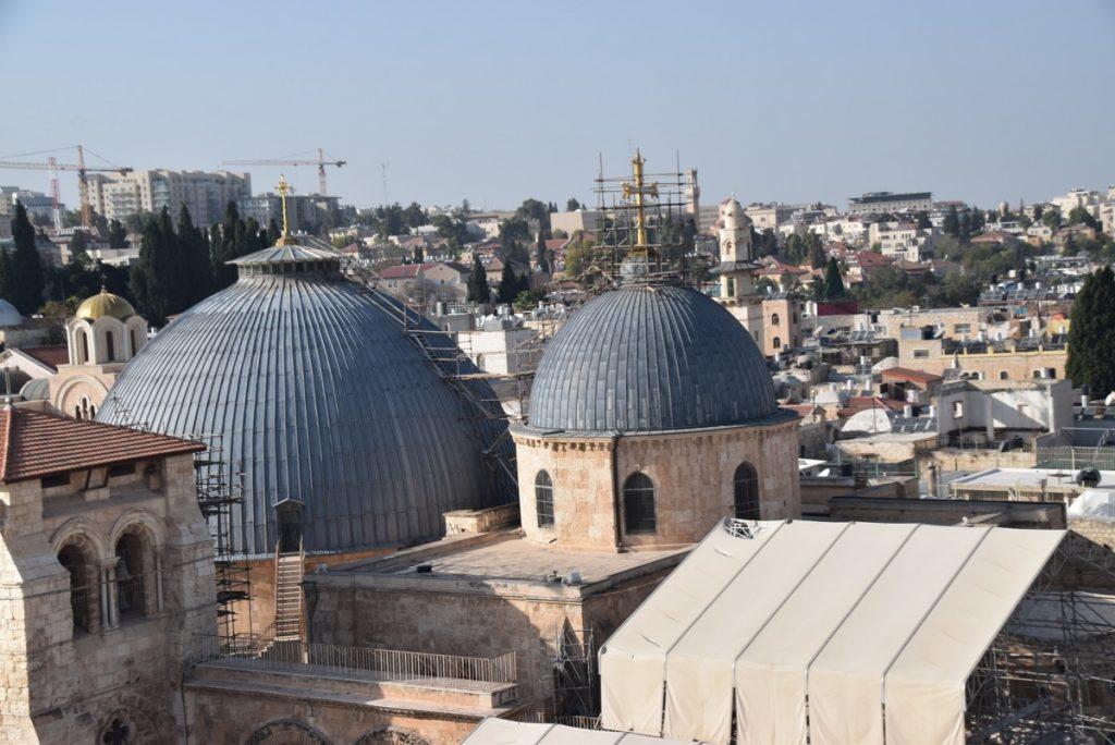Jerusalem Old City Nov 2019 Israel Tour with John Delancey BIMT