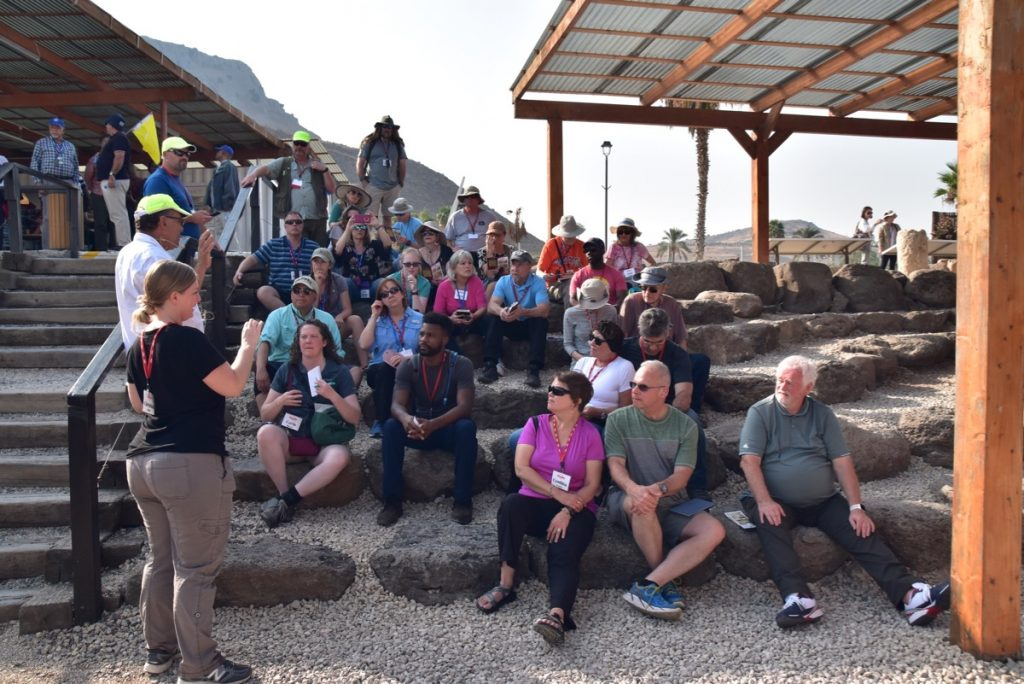 Magdala Biblical Israel Tours with John DeLancey