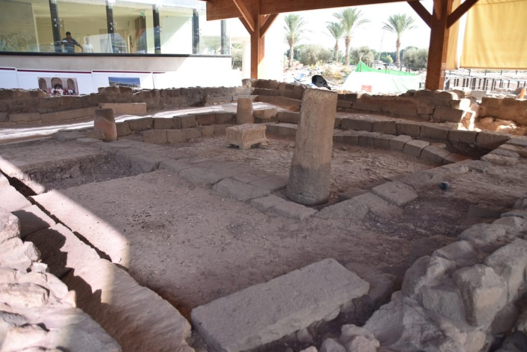 Magdala November 2019 Biblical Israel Tour with John DeLancey