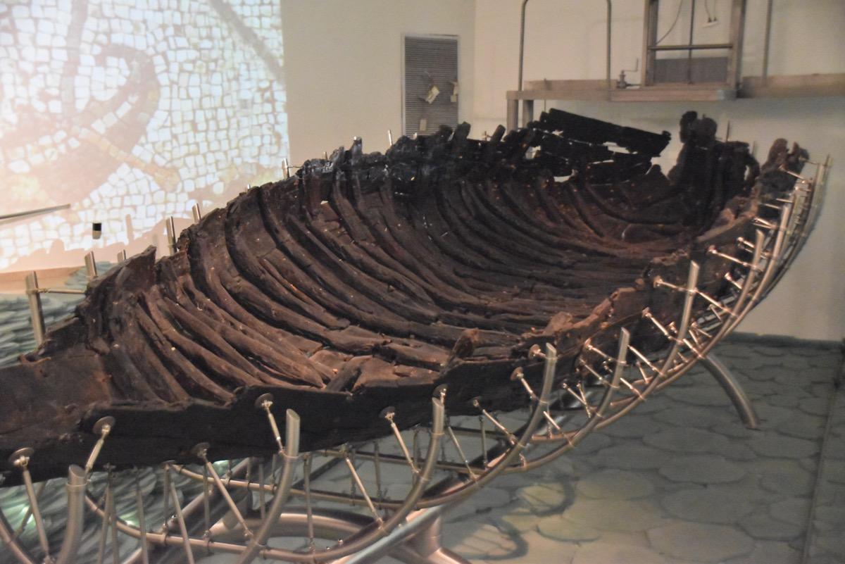 Jesus' Boat