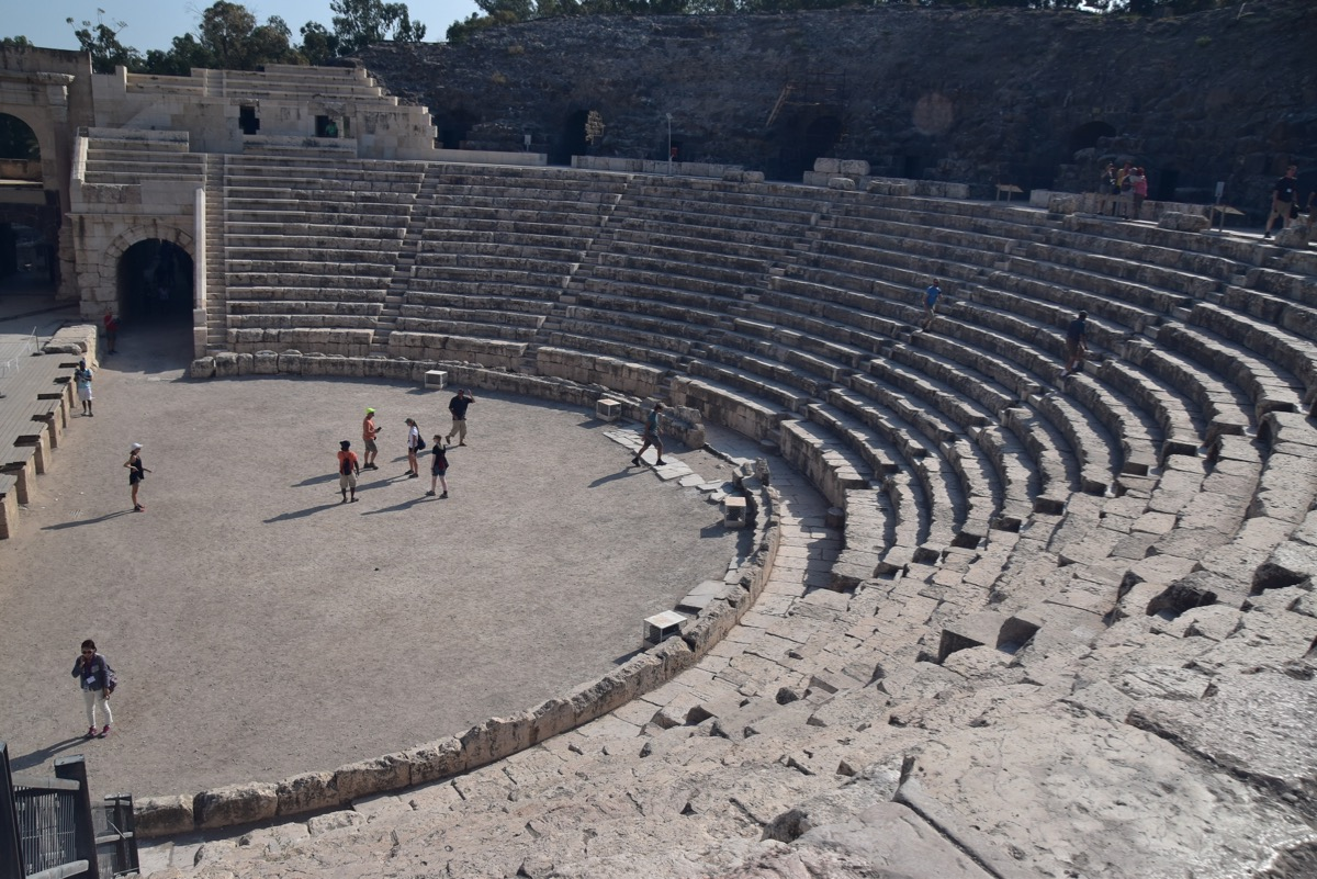 Beth Shean Theater