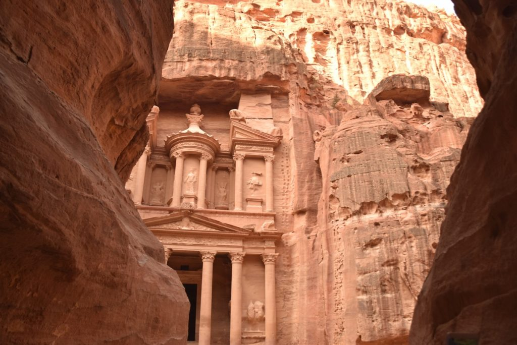 Petra Jordan Nov 2019 Israel Tour with John DeLancey and BIMT