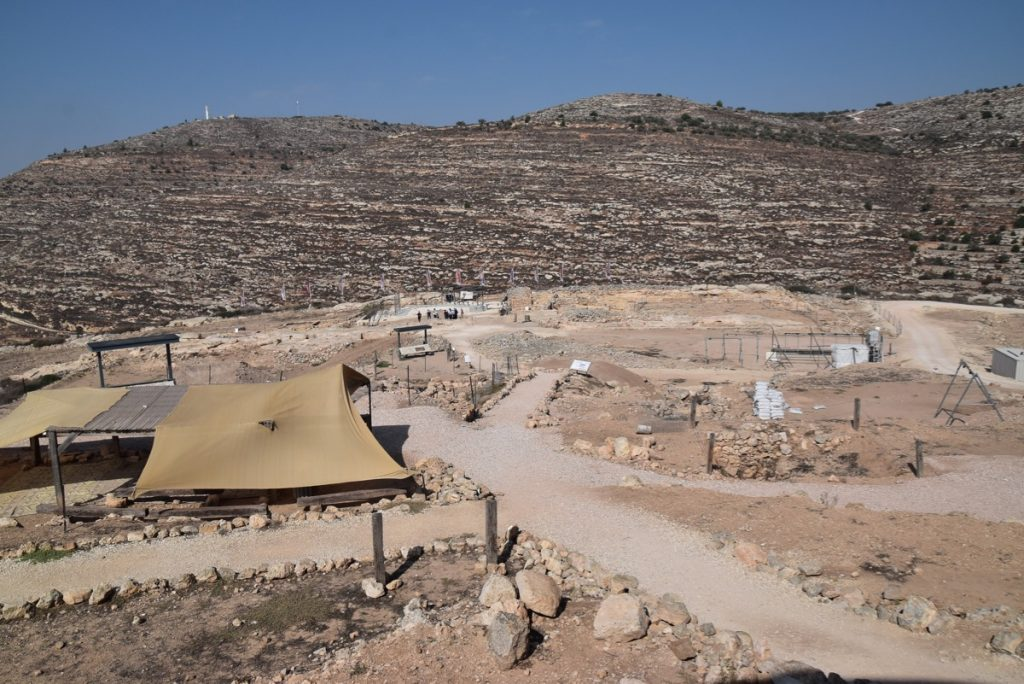 Shiloh Nov 2019 Biblical Israel Tour with John DeLancey
