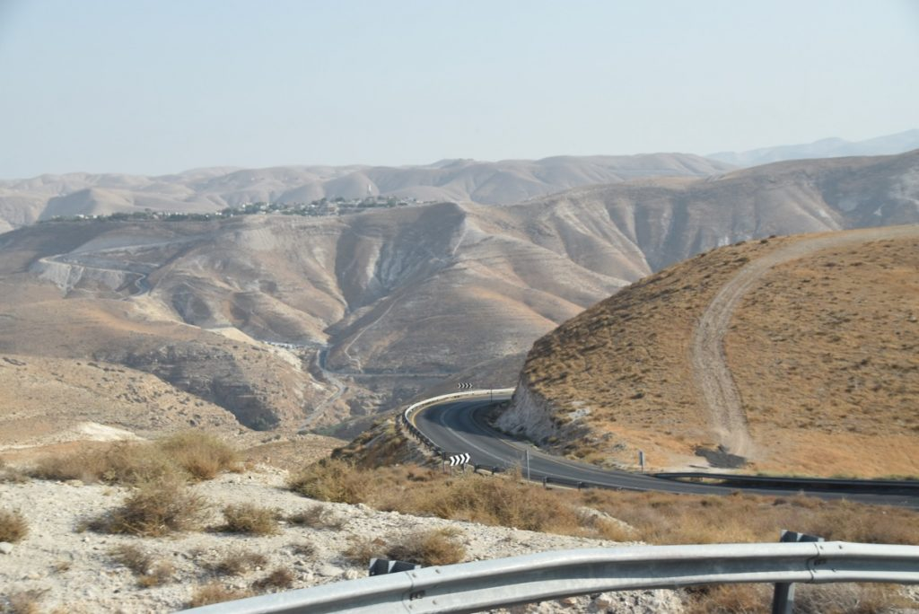 Judaea Desert Nov 2019 Biblical Israel Tour with John DeLancey