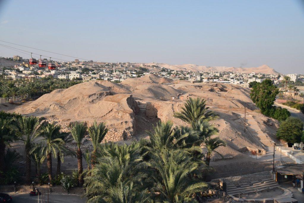 Jericho Nov 2019 Biblical Israel Tour with John DeLancey