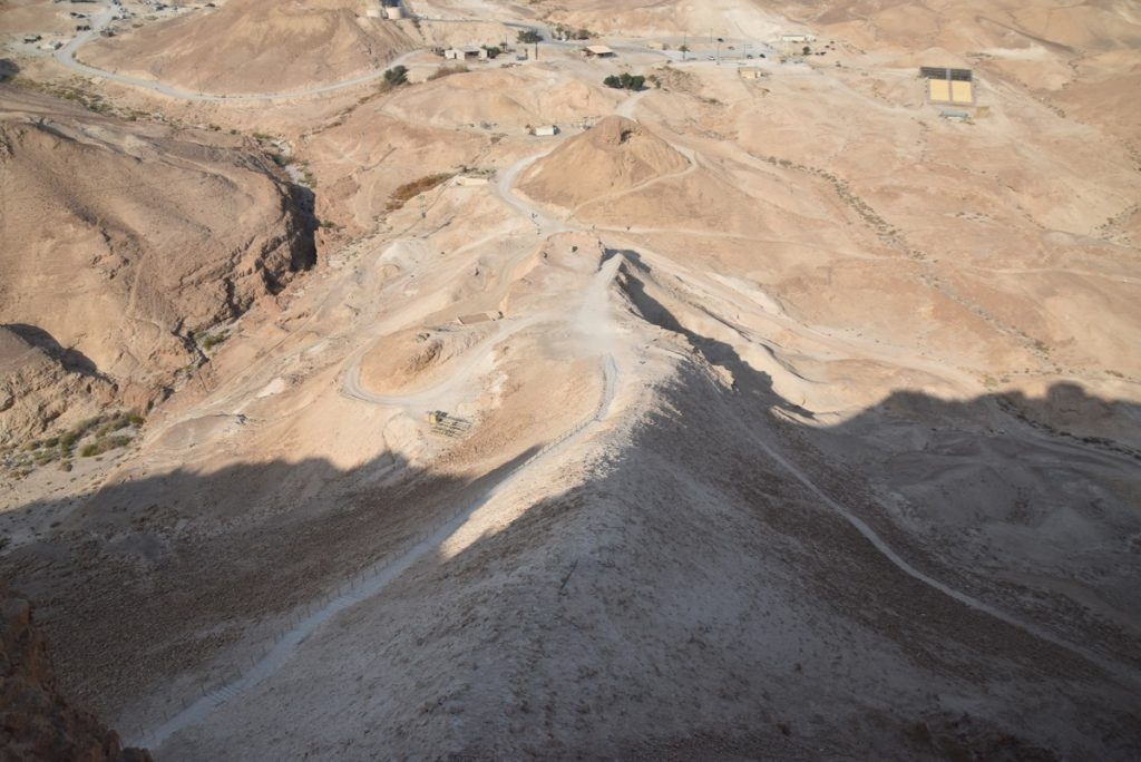 Masada Nov 2019 Israel Tour with John DeLancey of Biblical Israel Ministries & Tours