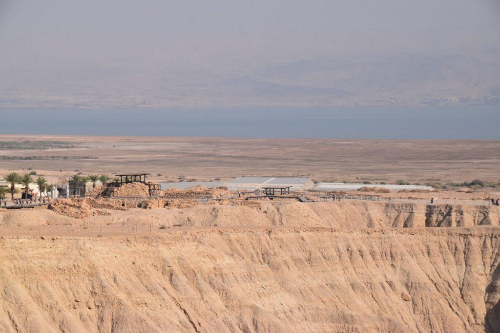 Qumran Nov 2019 Israel Tour with John DeLancey of Biblical Israel Ministries & Tours