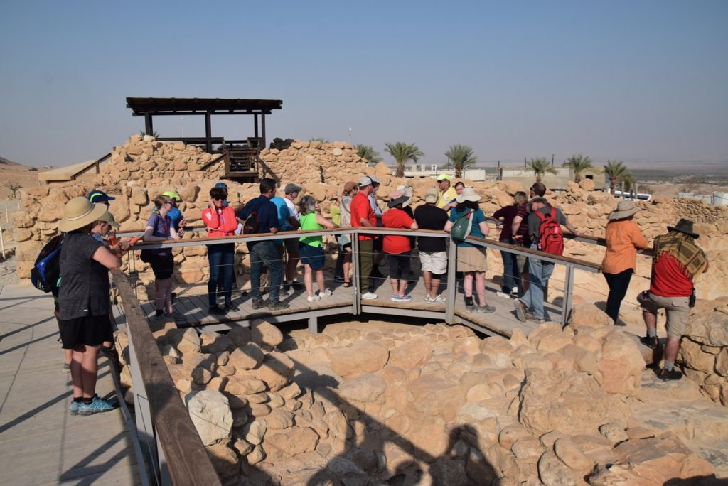 Qumran Biblical Israel Tours with John DeLancey