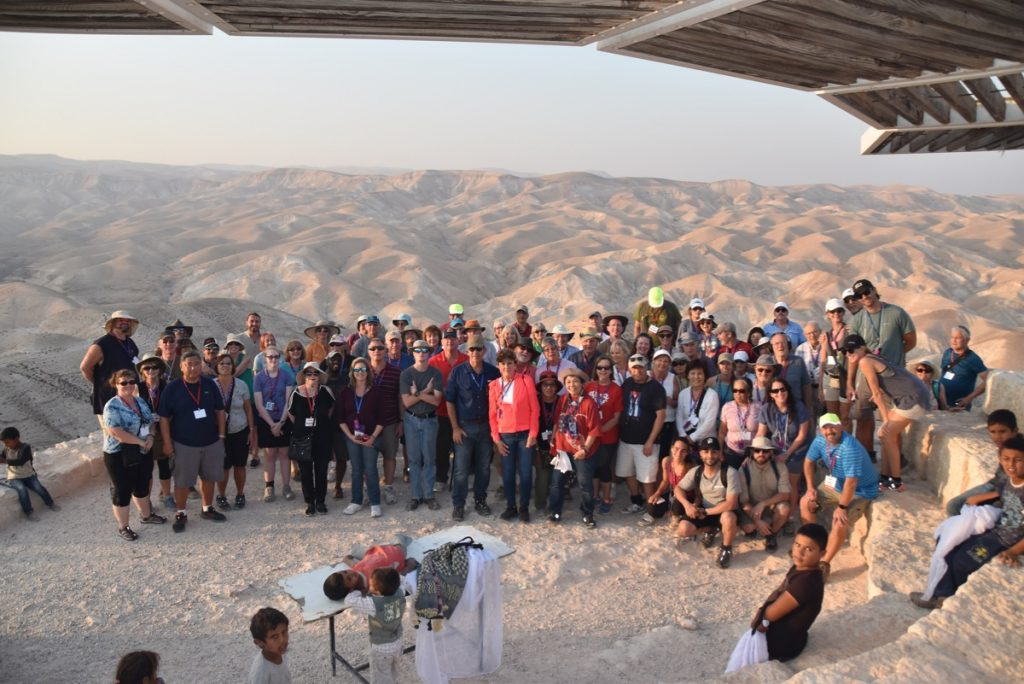 Wadi Welt Biblical Israel Tours with John DeLancey