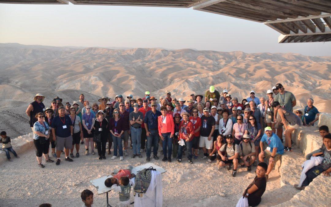 November 2019 Israel Tour Summary – Day 7
