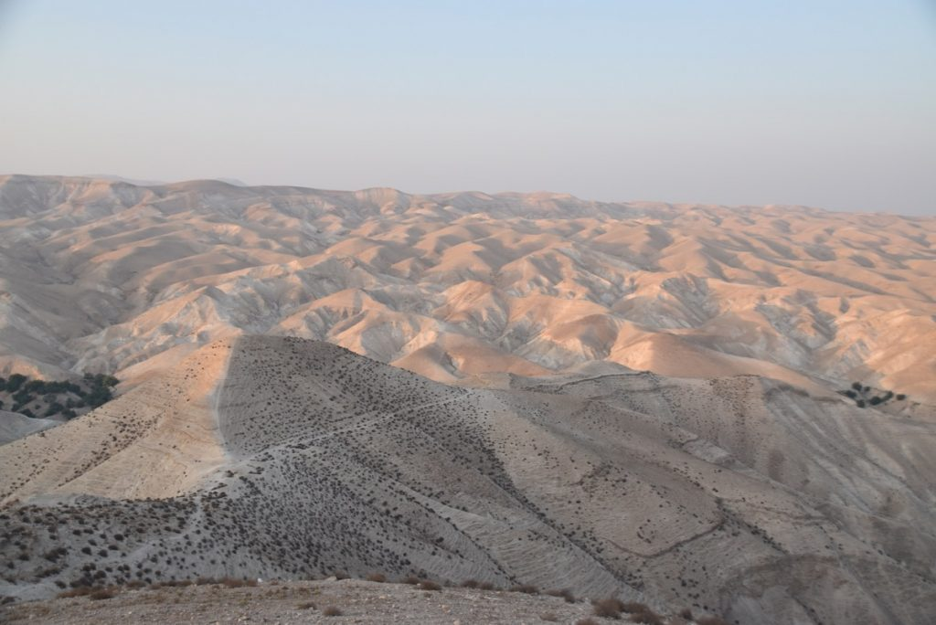 Wadi Qelt Prophet of Isaiah Nov 2019 Israel Tour with John DeLancey of Biblical Israel Ministries & Tours