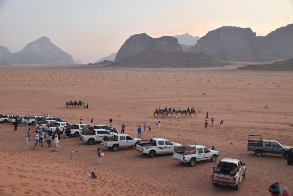 Wadi Rum Jordan Nov 2019 Israel Tour with John DeLancey and BIMT